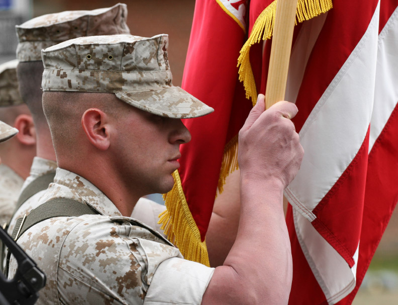 Marine Color Guard